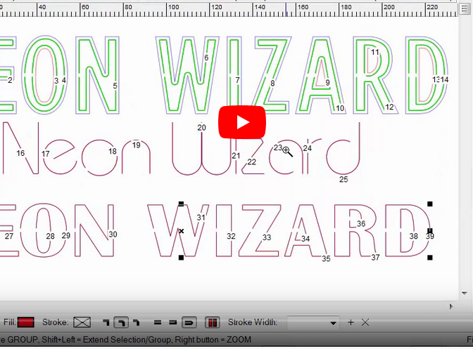 Neon Wizard Pro 6.5 Overview
